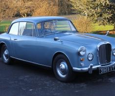 Alvis TD21 1963