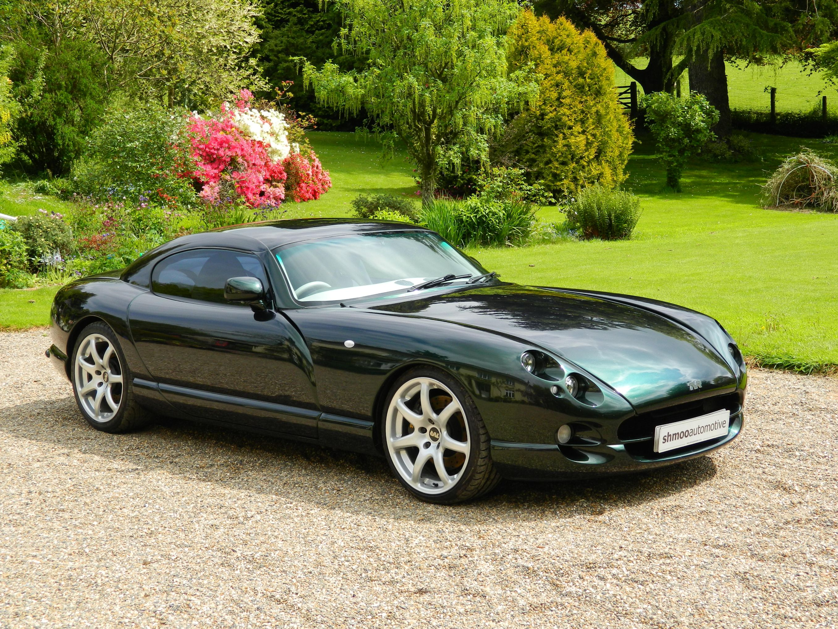 Tvr Cerbera 4 5 Beautiful Car Shmoo Automotive