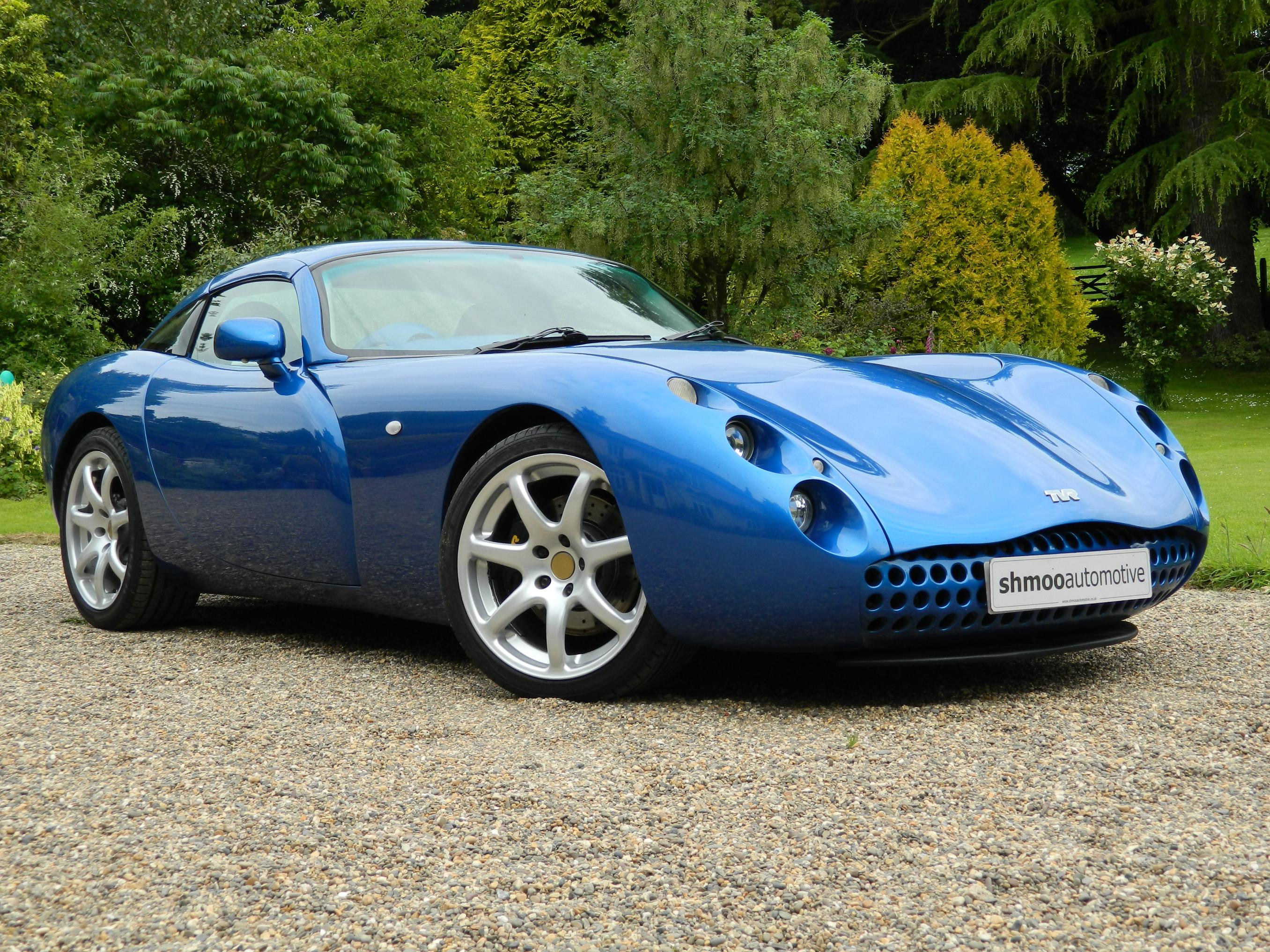Tvr Tuscan Mk1 S Shmoo Automotive Shmoo Automotive