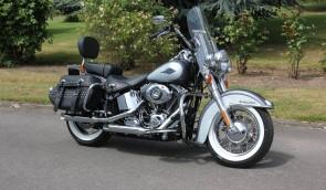 Harley Davidson FLSTC 103 Heritage Softail