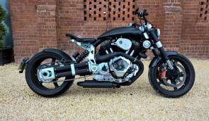 Confederate Hellcat X132 Speedster UK