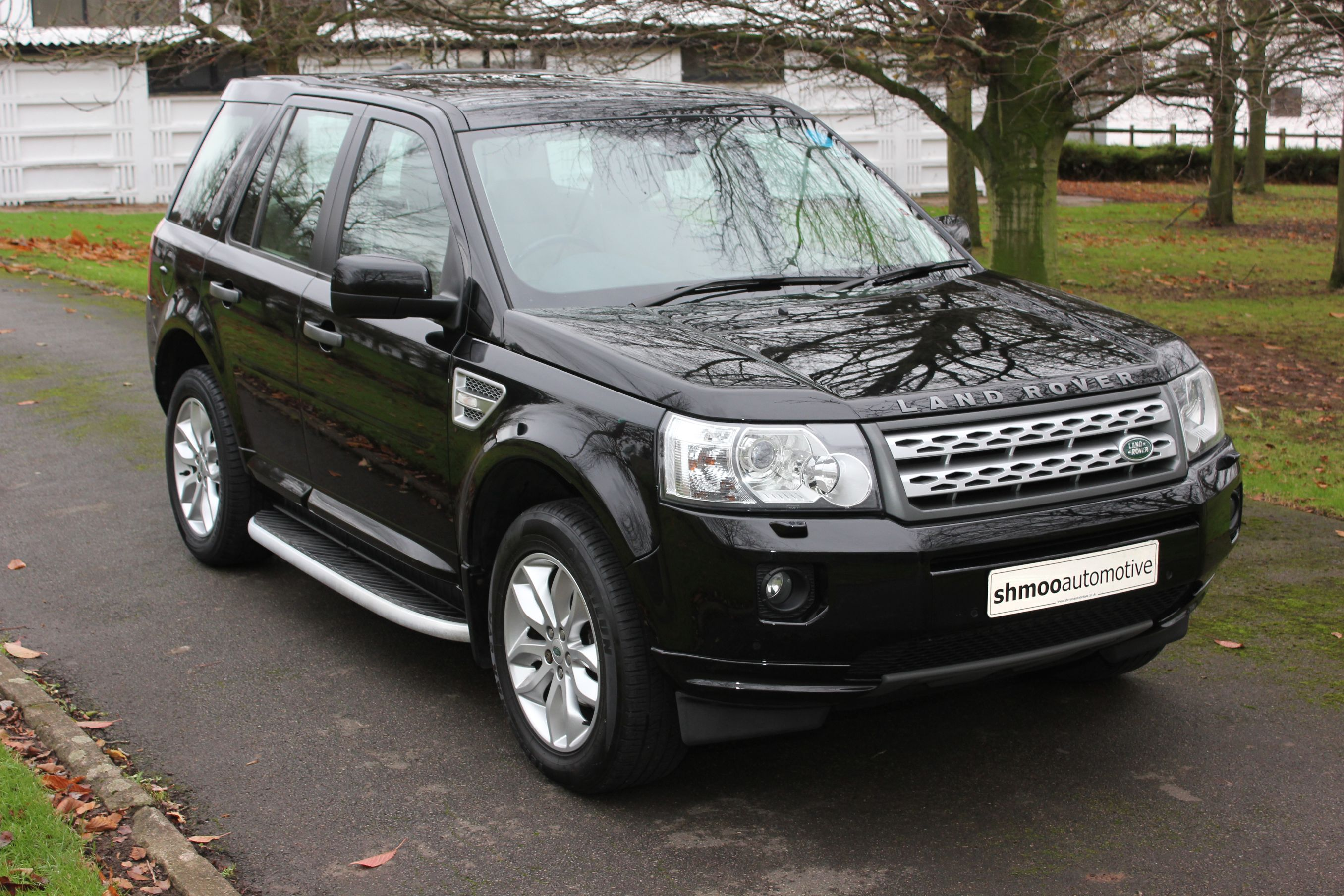 land rover freelander 2 2 2sd4 hse 5dr 4wd auto shmoo. Black Bedroom Furniture Sets. Home Design Ideas