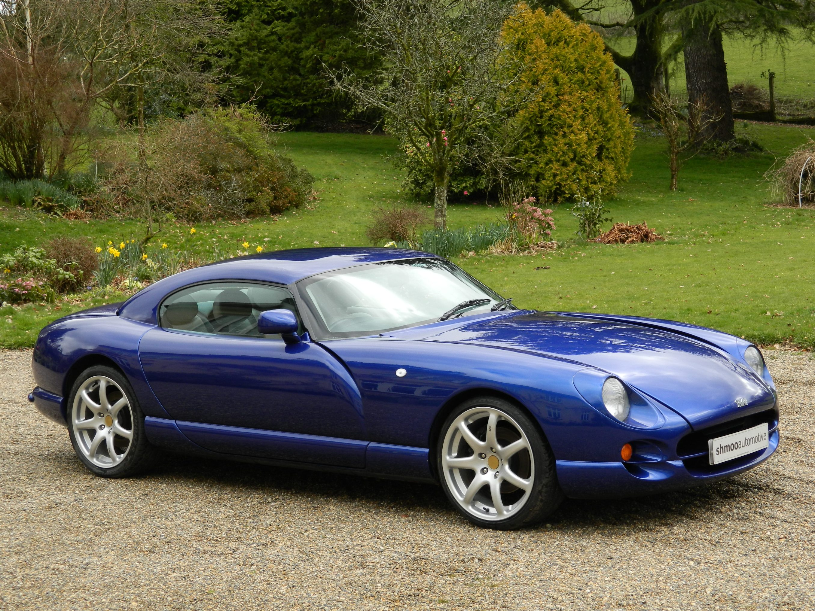 1998 Tvr Cerbera 4 2 Only 33 000 Miles Beautiful