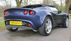 Lotus Elise S2 Shmoo Automotive