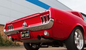 Shmoo Automotive - 1968 Mustang Fastback