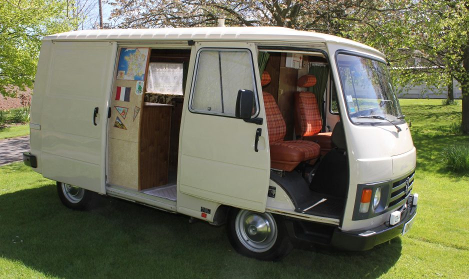 mater' the campervan - ready to take you on your travels! - video