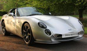TVR Tuscan 2S Shmoo Automotive