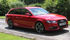 Audi A4 Avant 2.0Tdi Sline - Black Edition - Quattro - shmoo automotive