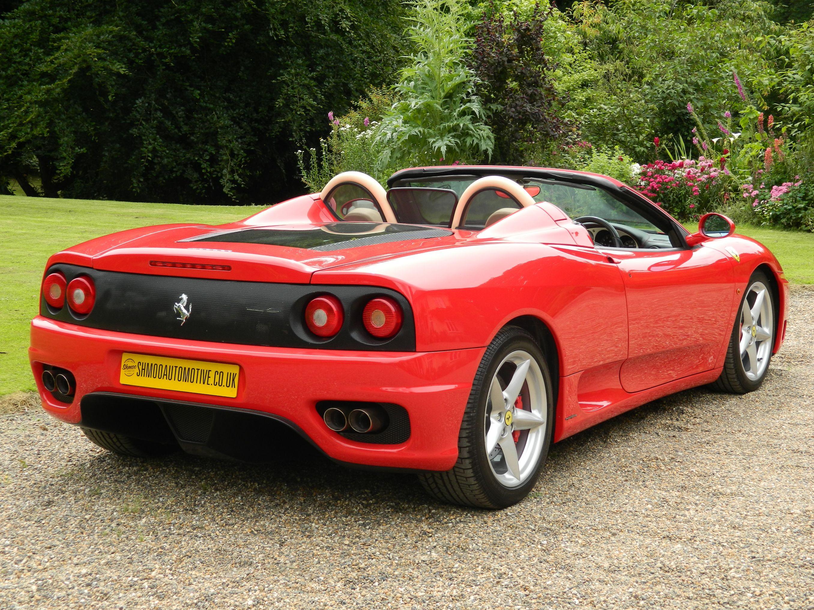 My Ferrari 348