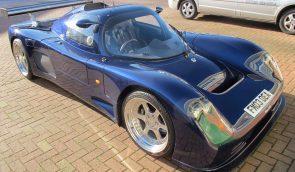 Ultima GTRS - Shmoo Automotive