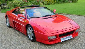 Ferrari 348ts LHD - shmoo automotive ltd