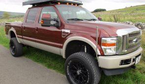 Ford F250 Super Duty King Ranch Shmoo Automotive
