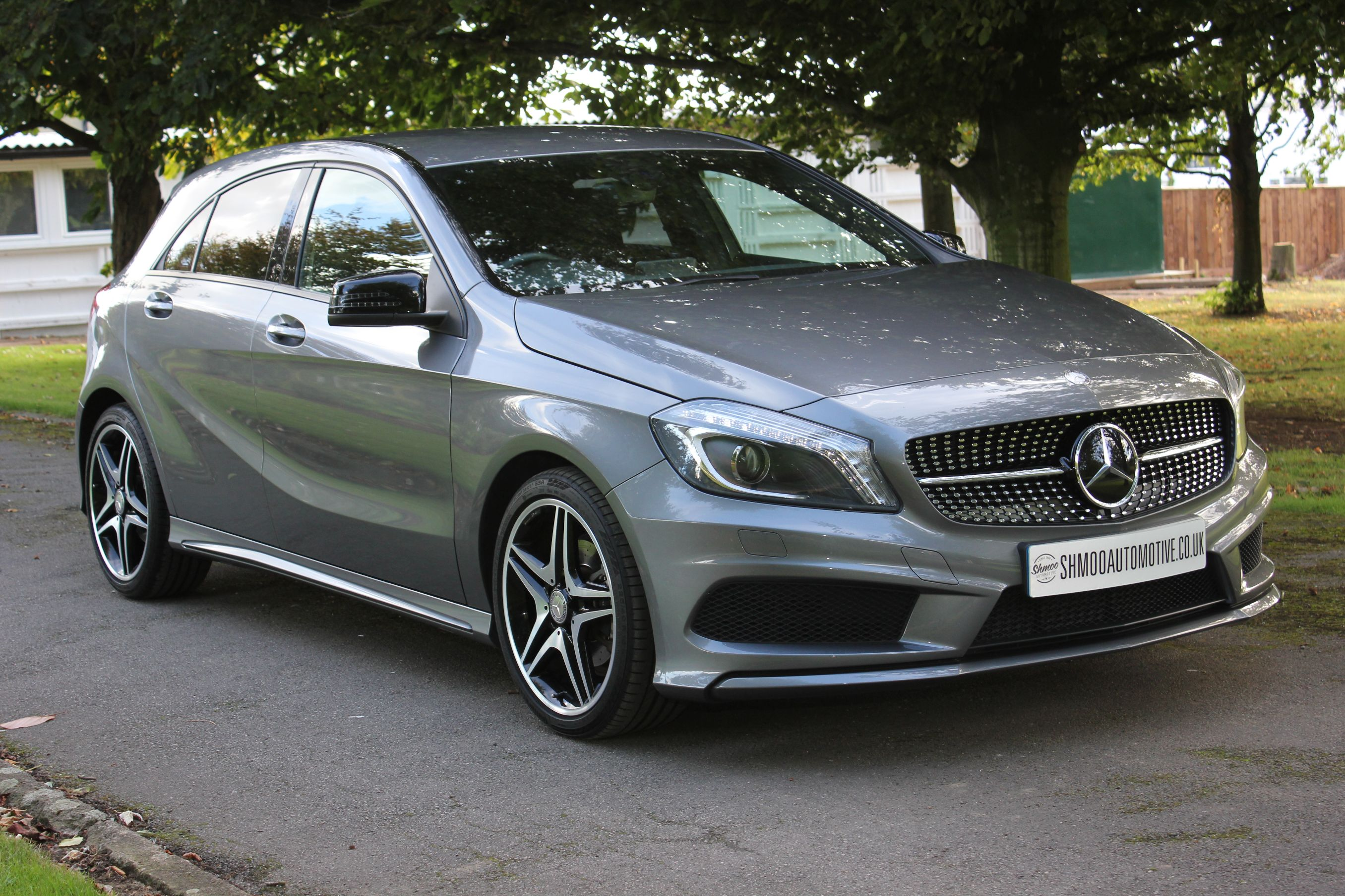 mercedes a class a200 cdi blue efficiency amg sport 136bhp. Black Bedroom Furniture Sets. Home Design Ideas