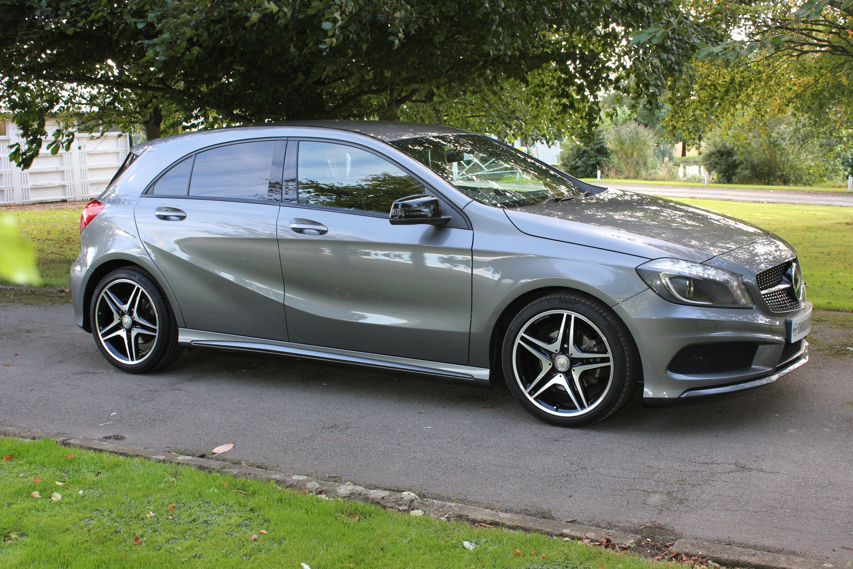 mercedes a class a200 cdi blue efficiency amg sport 136bhp shmoo automotive shmoo automotive. Black Bedroom Furniture Sets. Home Design Ideas