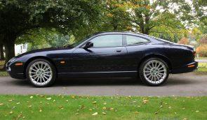 Jaguar XK8 4.2S Coupe - Shmoo Automotive Ltd