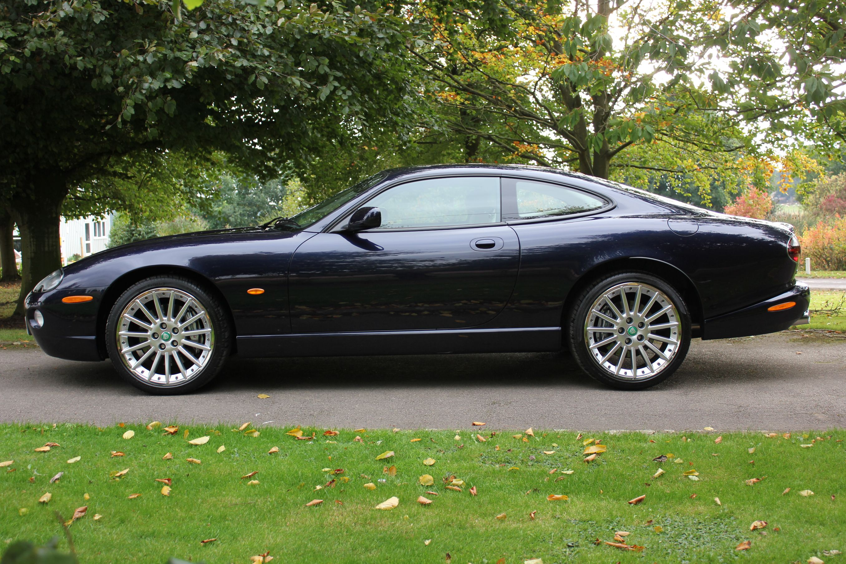 Jaguar XK8 4.2S Coupe   Shmoo Automotive Ltd