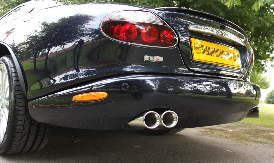 Jaguar XK8 4.2S Coupe - Shmoo Automotive Ltd