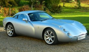 TVR Tuscan MK1 4.0 Shmoo Automotive Ltd