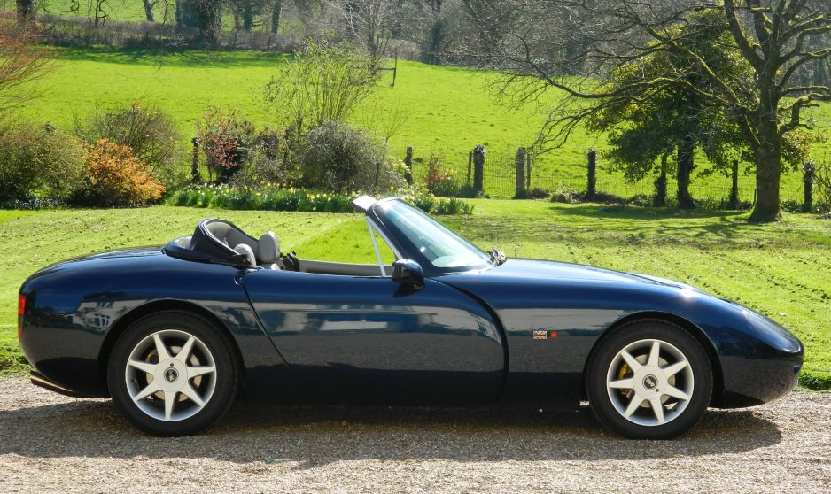 Tvr Griffith 500 1993 20th 500 Built At Blackpool Shmoo