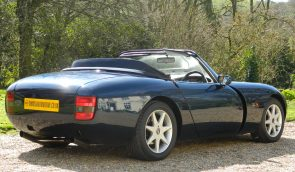 TVR Griffith 500 5.0 Shmoo Automotive Ltd