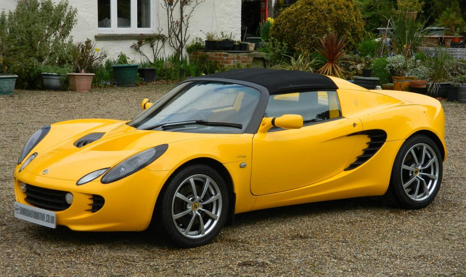 Lotus Elise 111S S2 - Shmoo Automotive Ltd