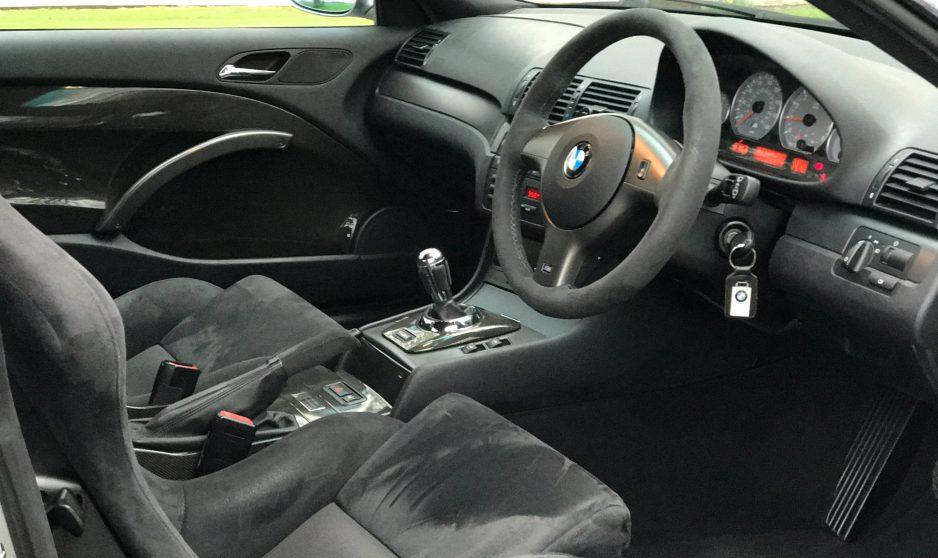 BMW M3 CSL - Shmoo Automotive Ltd