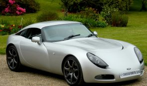 TVR T350C Shmoo Automotive Ltd