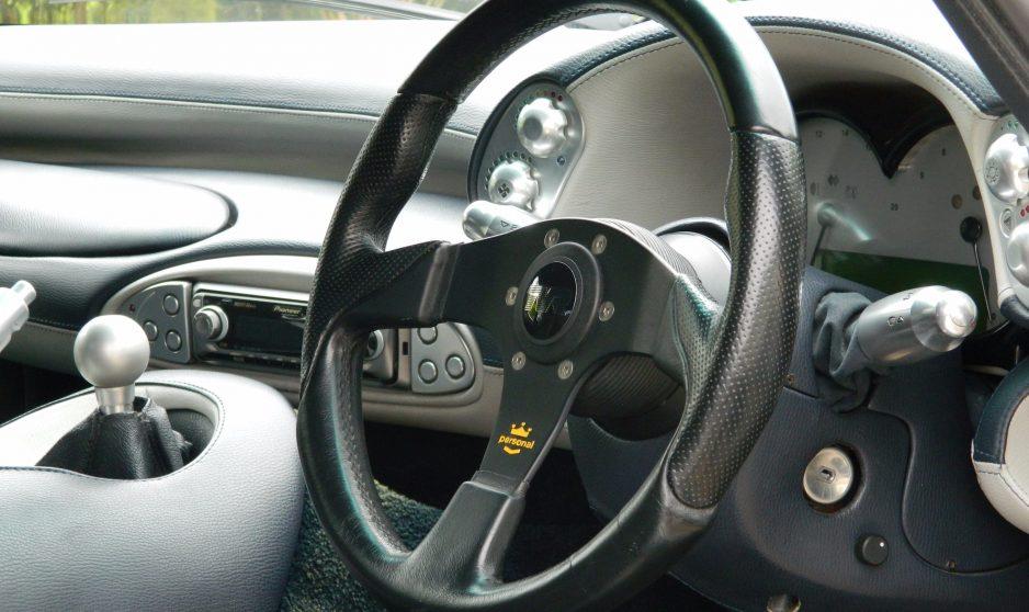 TVR T350C Shmoo Automotive Ltd