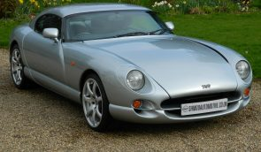 TVR Cerbera 4.2 - Shmoo Automotive Ltd