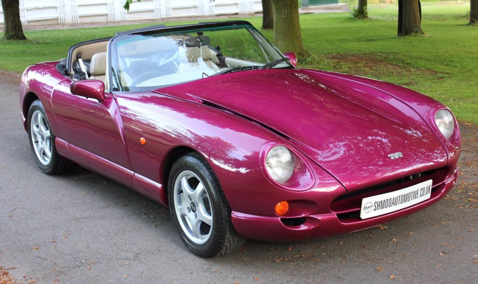 TVR Chimaera 450 - Shmoo Automotive Ltd