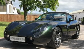 TVR Tuscan MK3 Convertible - Shmoo Automotive Ltd