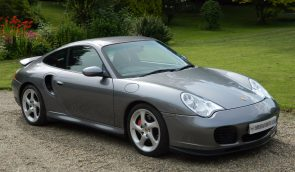 Porsche 996 Turbo Tiptronic S - Shmoo Automotive Ltd