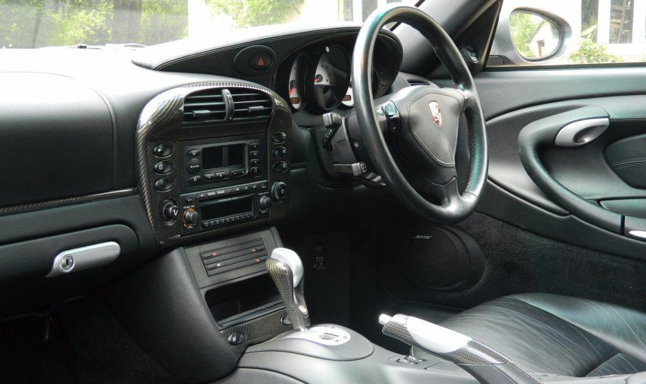 Porsche 996 Turbo Tiptronic S - Shmoo Automotive Ltd