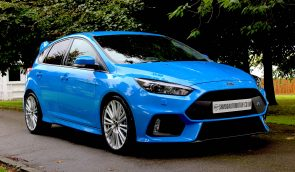 Ford Focus RS MK3 Shmoo Automotive Ltd