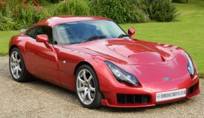 TVR Sagaris 4.0 - Shmoo Automotive Ltd