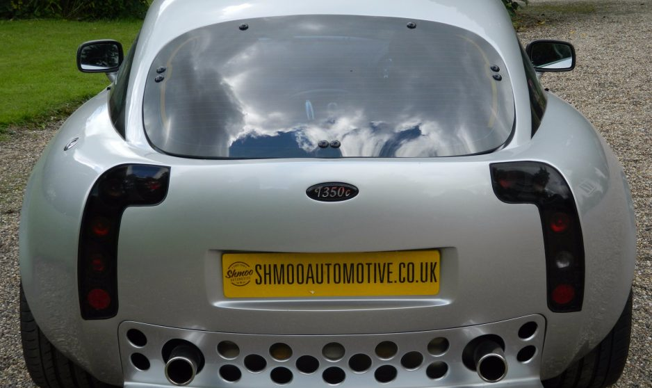 TVR T350C Silver - Shmoo Automotive Ltd