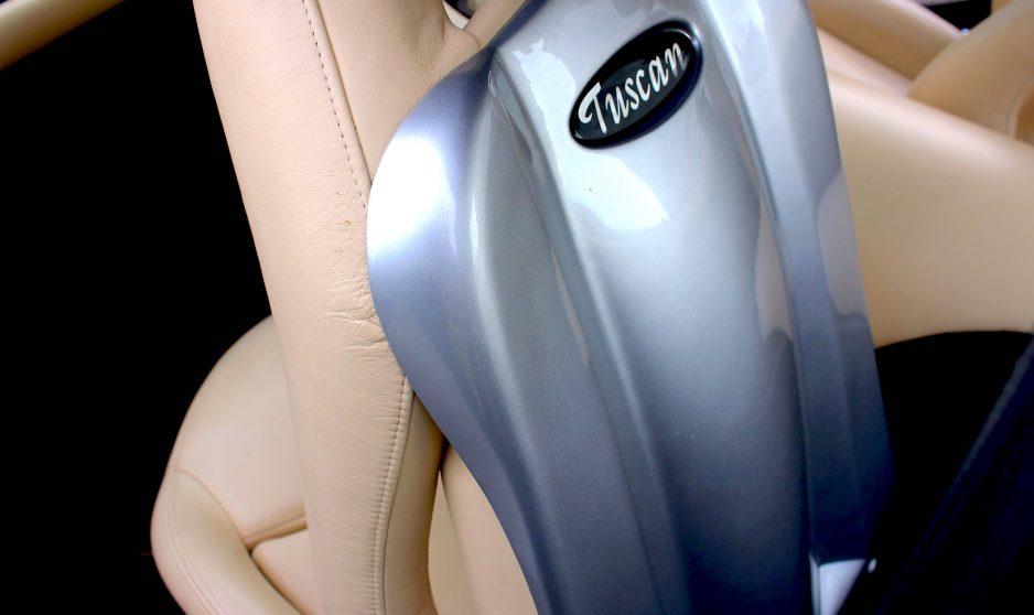 TVR Tuscan MK 1 5440 miles www.shmooautomotive.co.uk